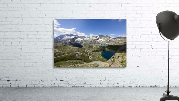 Landscape of Gran Paradiso