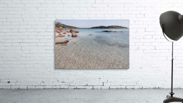 Rondinara beach in Corse