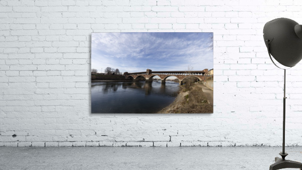 Pavia - Il Ponte coperto
