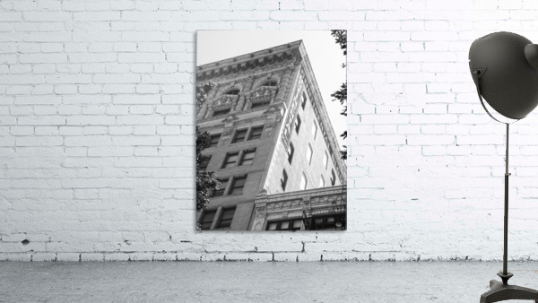 Continental Building DTLA - B&W