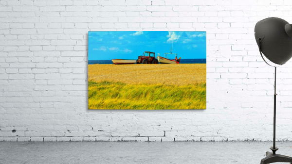 Beach Tractor
