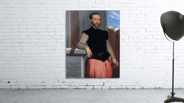 Portrait of Prospero Alessandri