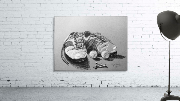 Tired  Nikes