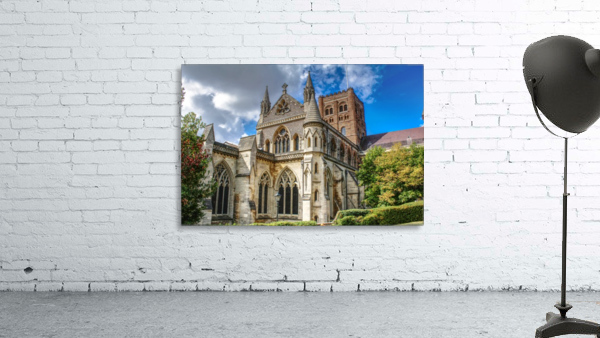 The Cathedral - England Landmarks