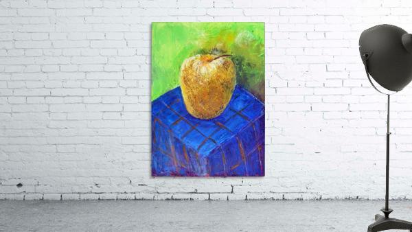 08.APPLE2014year oil on canvas 30X40 cm1500$