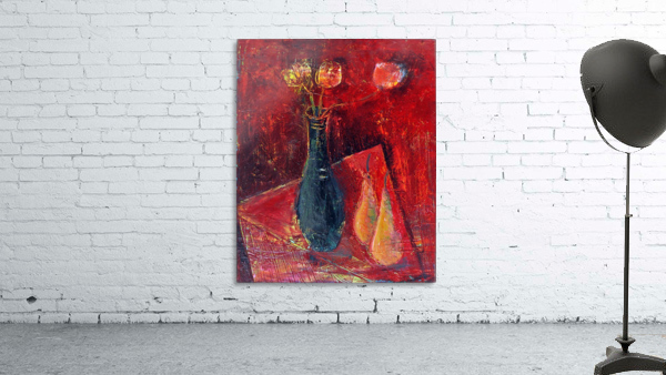 15.PEARS2014year oil on canvas 45x55 cm2500$