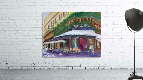 Cafe The Flore Paris