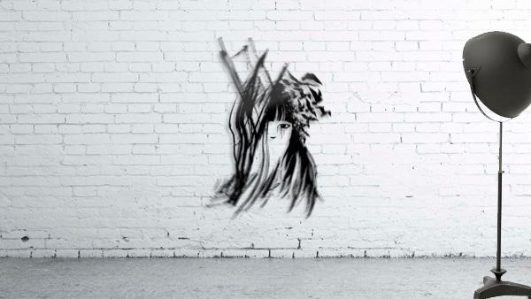 Abstract Girl 2