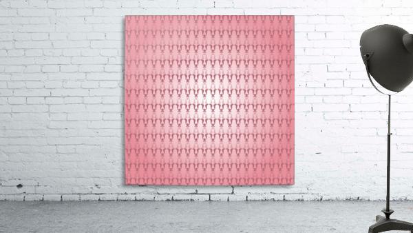 Arabic Pink Art