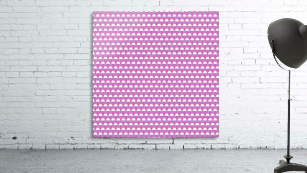 Pink Pattern Artwork