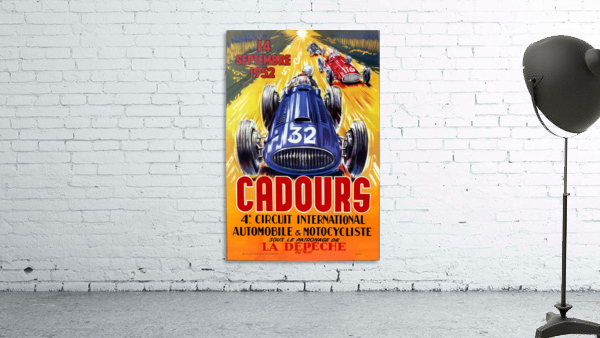 Cadours 4th Circut International 1952