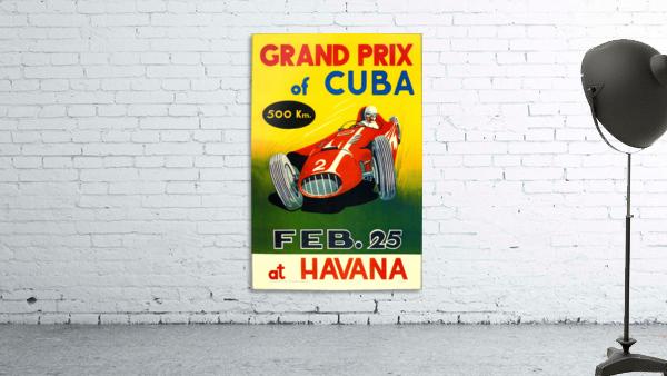 Cuba Grand Prix Havana 1958