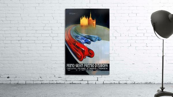 Europe Grand Prix Primo Gran Premio D Europa Circuito Milano Monza 1923