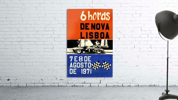 6 Hords De Nova Lisboa Huambo 1971