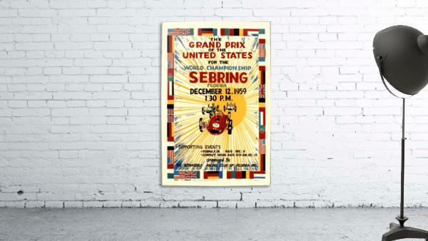 Sebring Us Grand Prix World Championship 1959