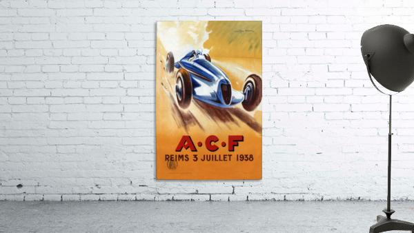 ACF Reims 3 Juillet 1938