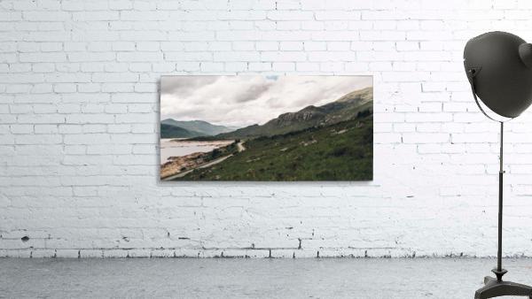 Rive de Loch Cluanie