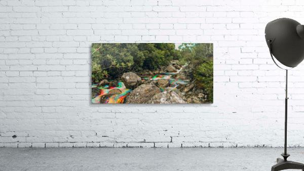 Glen Shiel River - Colorflow 3