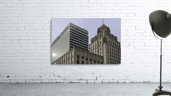 Winston Tower and Reynolds Building