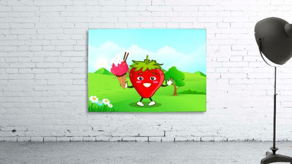 Strawberry Ice Cream_OSG