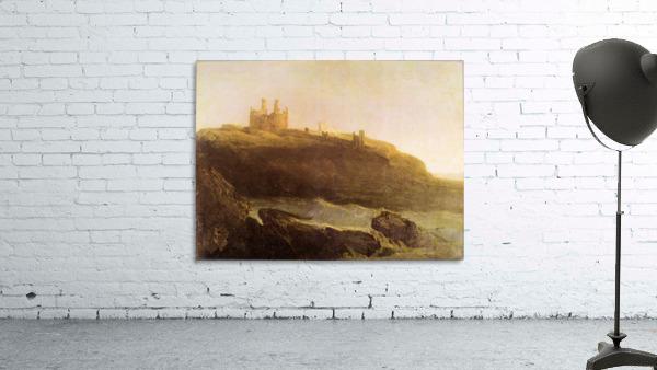 Dunstanborough Castle by Joseph Mallord Turner