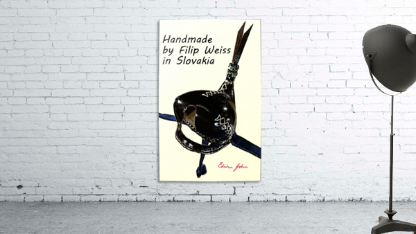 Black Leather Falcon hood Handmade in Slovakia by Filip