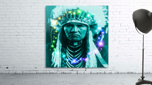 Magical Indian Chief