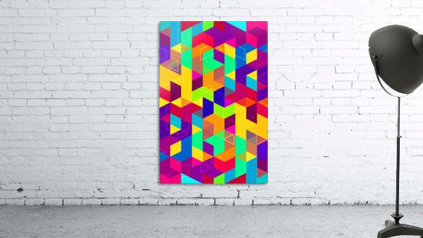Vivid Pattern I