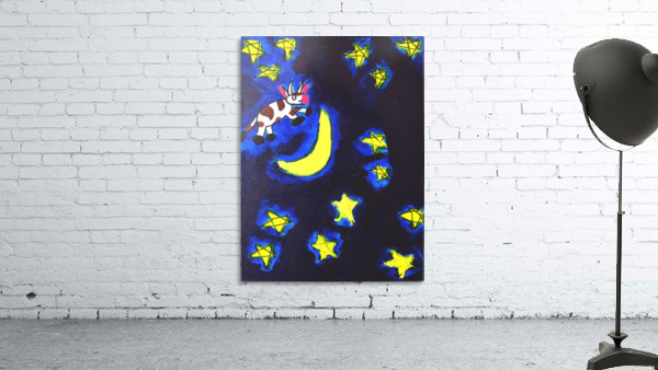 Cow Jumped over the Moon. Dominic H