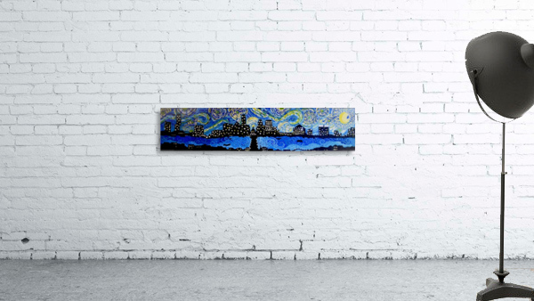 Austin Starry Night. Tala S.