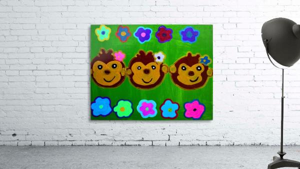Chain of Monkey.Ali H