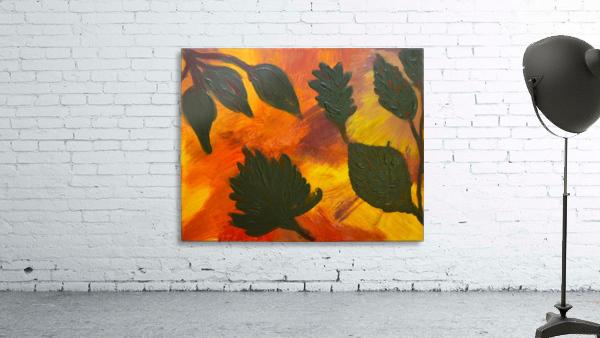 Fall Leaves. Jessica B