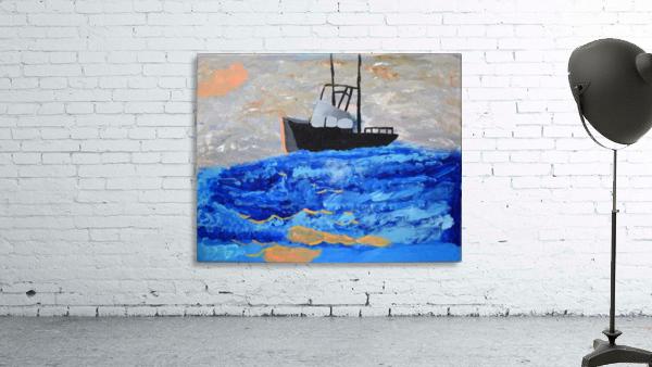 Tug Boat. Davey K