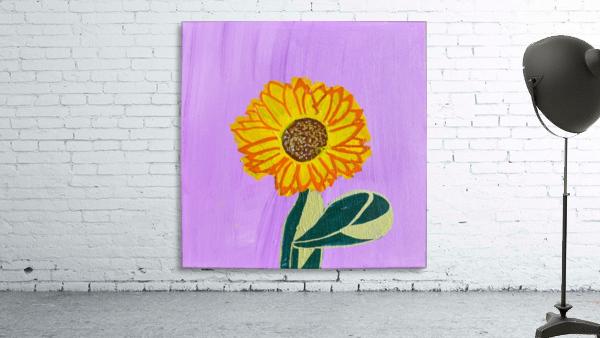 Sunflower. Annie F.