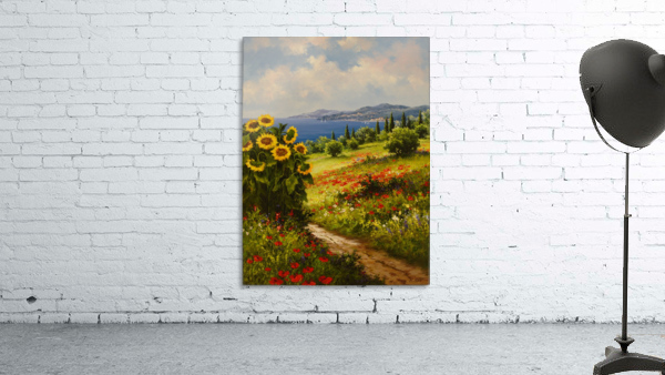 The Sunflower Grove