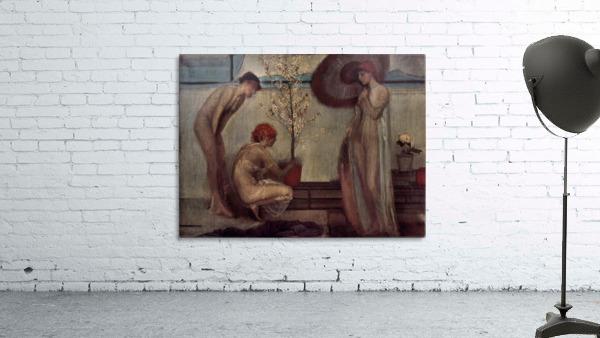 Life angel-1-by Giovanni Segantini