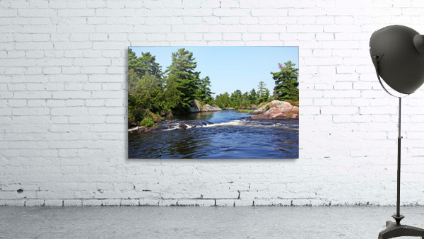 Lovers Rapids Lower French River