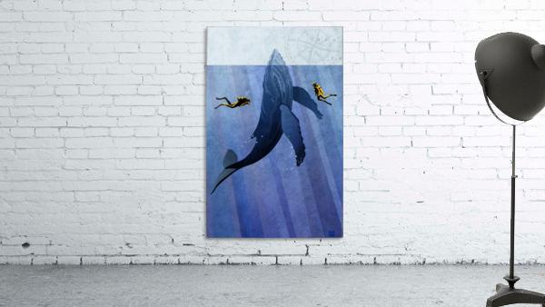 Scuba Dive with Whale