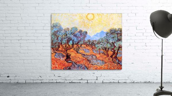 Olive Grove by Van Gogh