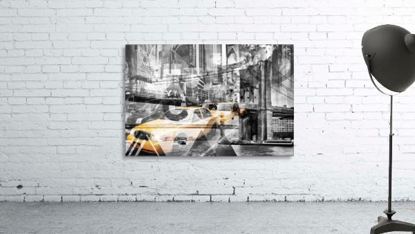 Modern Art NYC Collage