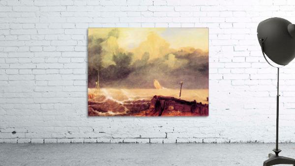 Port Ruysdael by Joseph Mallord Turner
