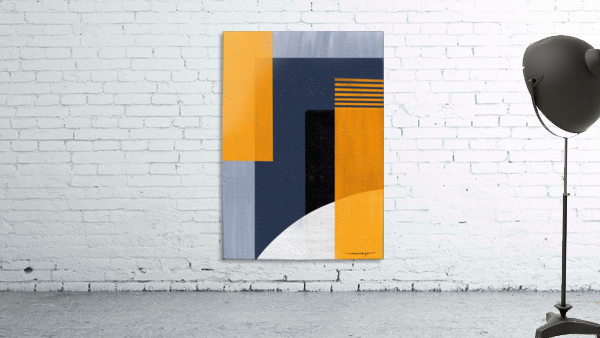 Abstract Geometric Space 1