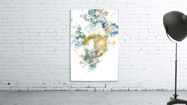 Natures Call - Abstract Painting III