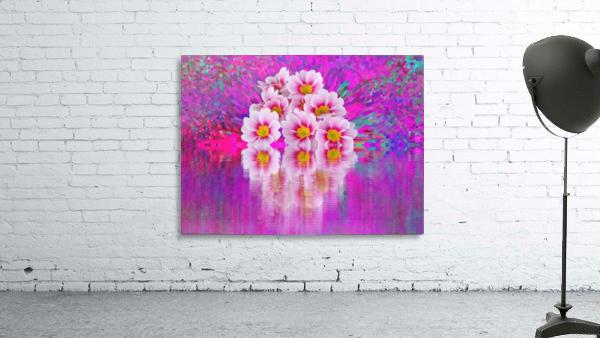 Beautiful colourful flower blossom flower background design floral home decor decoration