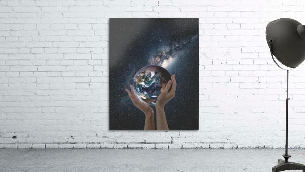 Mother Natures Hands