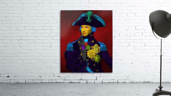 Horatio Nelson Pop Art