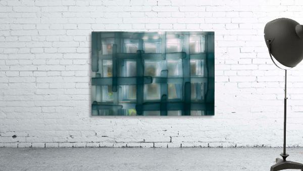 Glass lines 1 triptych