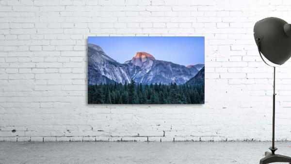 Half Dome Sunset Yosemite National Park