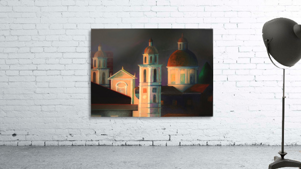 la basilica a Lavagna