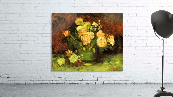 Roses by Van Gogh